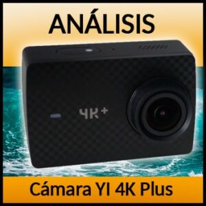 camara yi 4k plus analisis