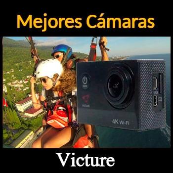 análisis de cámaras victure
