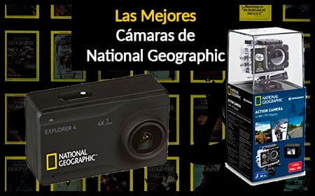 comparativa cámaras National Geographic