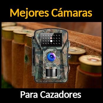 cámaras de caza